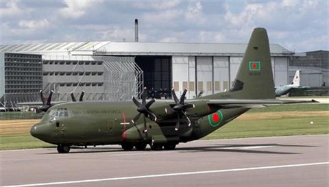 Anh ban C-130J da qua su dung voi gia re ngang C-295M