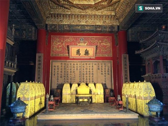 Bí ẩn hơn 500 năm của Tử Cấm Thành: Có 1 cung điện không ai dám ở, thường xảy ra bi kịch - Ảnh 3.