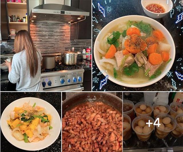 Bi hài chuyện sao Việt tăng cân vù vù mùa dịch vì ăn uống quá đà - 7