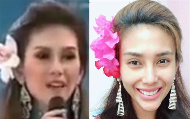 Cười ngất vì màn cosplay thí sinh Hoa hậu Hoàn vũ năm xưa của Võ Hoàng Yến: Chị đại phiên bản phèn hơn nhưng thu hút lạ - Ảnh 2.