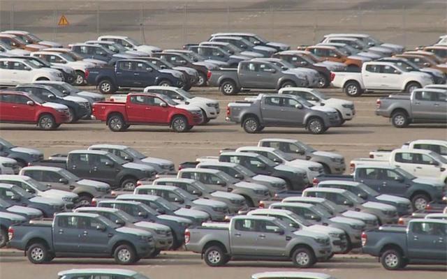 Doanh số bán ô tô tháng 3 tăng nhẹ - Ảnh 1.