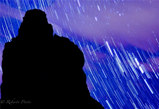 Hình ảnh mưa sao băng Quadrantid trên khắp thế giới - 6
