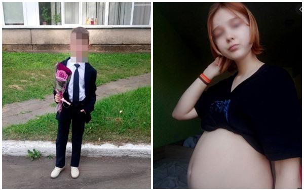 Nữ sinh 13 tuổi mang bầu và tuyên bố bé trai 10 tuổi chính là cha đứa trẻ cùng sự thật gây chấn động dư luận - Ảnh 1.