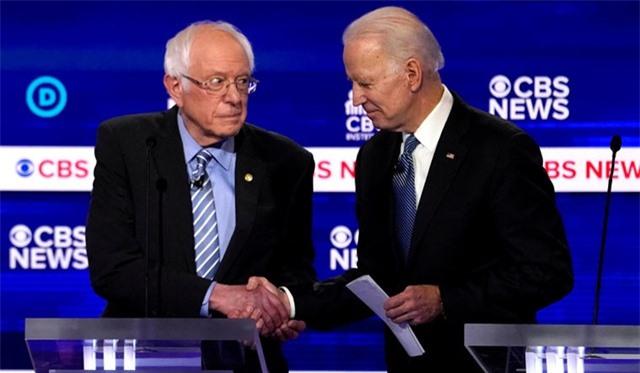 Ông Biden được tiếp sức trong cuộc đối đầu với Tổng thống Trump - 1
