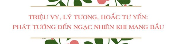 Sao Hoa ngữ mang bầu: Người mặc kệ thân hình sồ sề, kẻ ngày đêm tập luyện giữ dáng - 1