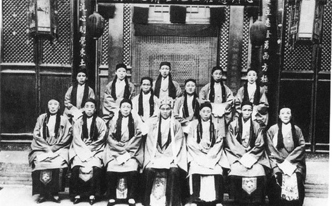 Tổ chức bí ẩn nhất Thanh triều: Các thành viên toàn gái trẻ, quân Tây Dương phải khiếp sợ - Ảnh 1.