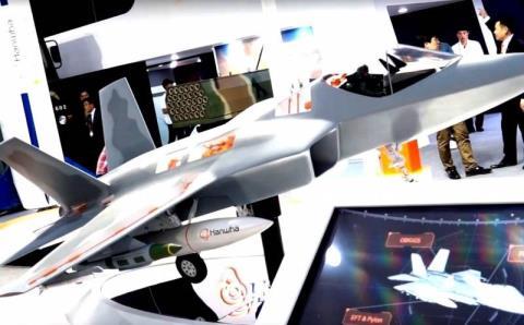 Nhật Bản, Hàn Quốc sẽ chế tạo máy bay chiến đấu đắt tiền thế hệ thứ năm.