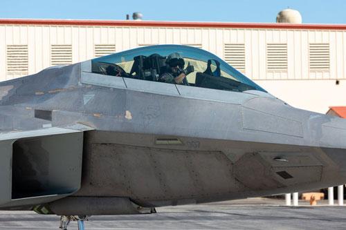 Là chiến đấu cơ mạnh nhất thế giới, Mỹ luôn coi F-22 Raptor là