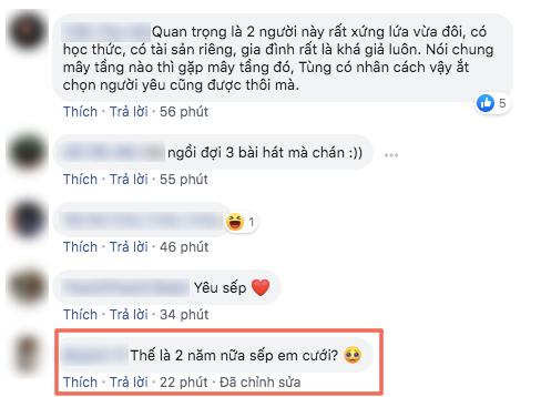 Fan truyền tay nhau bức tâm thư của Sơn Tùng và dự đoán hai năm nữa nam ca sĩ sẽ cưới.
