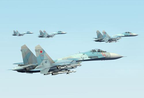 Theo trang Avia của Nga, NATO cũng được cho đang đặc biệt quan tâm tới việc thu thập những thông tin về Su-27SM3 rơi bởi nó hiện là một trong những tiêm kích hàng đầu thế giới.