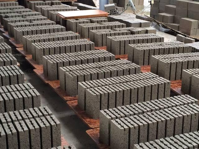Khuyến khích phát triển sản xuất vật liệu xây dựng không nung