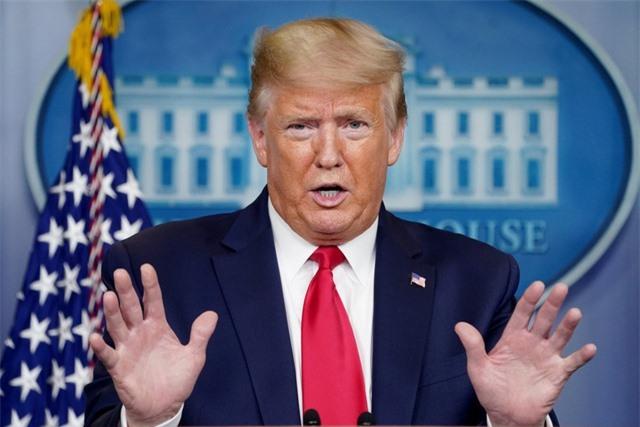 Tổng thống Trump tuyên bố dừng tài trợ cho WHO vì cách xử lý dịch Covid-19 - 1