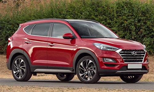 Hyundai Tucson sắp có phiên bản 7 chỗ.