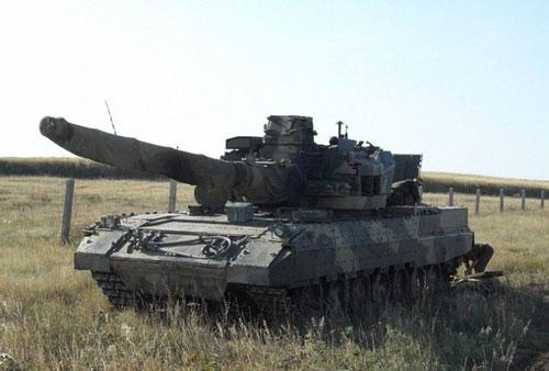 T-95, xe tăng tiền đề cho sự ra đời của siêu tăng Armata