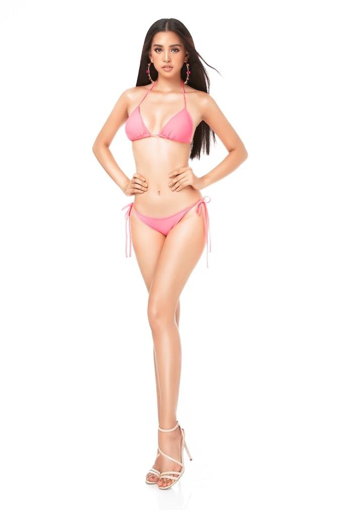 10 hoa hậu Việt sở hữu đôi chân đẹp chuẩn mực: Tiểu Vy - Lương Thùy Linh so kè H'H'Hen Niê - Ảnh 6