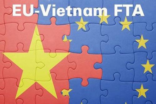 Bộ Công Thương thông tin về quá trình chuẩn bị phê chuẩn Hiệp định EVFTA (Ảnh: Internet)
