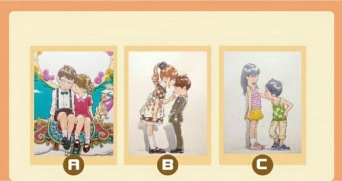 Bạn chọn cặp đôi nào?