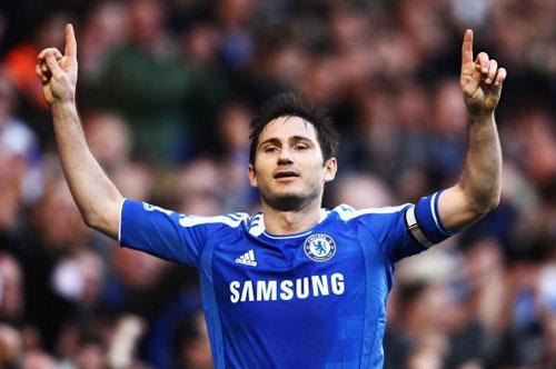 3. Frank Lampard - Thi đấu 609 trận.