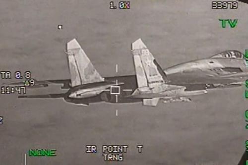 Lực lượng phòng không - không quân nga đã được lệnh đánh chặn máy bay trinh sát Mỹ. Ảnh: Avia-pro.