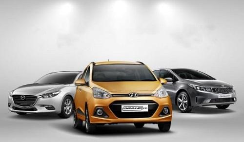 Hyundai i10 dẫn đầu phân khúc xe hạng A quý 1.2020