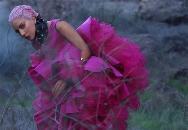 Lady Gaga - Nữ tính trong sự nổi loạn - Ảnh 2.