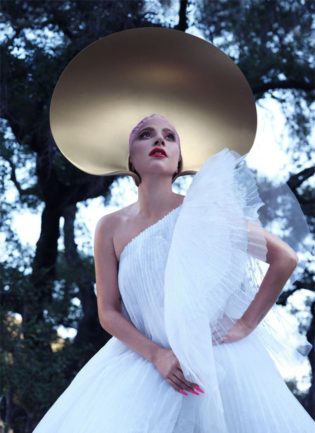Lady Gaga - Nữ tính trong sự nổi loạn - Ảnh 4.