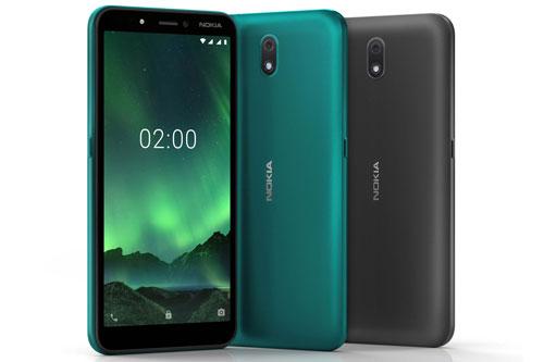 Nokia C2.