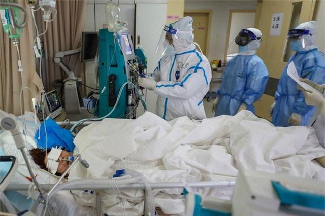 Vũ Hán (Trung Quốc) bất ngờ thông báo thêm 1.290 ca tử vong vì COVID-19 - Ảnh 1.