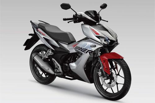 Honda Winner X.