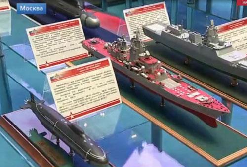 Nga đang bí mật chế tạo tàu ngầm tấn công hạt nhân?
