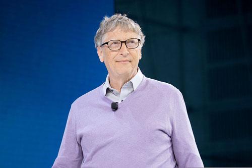 2.Bill Gates. Đồng sáng lập tập đoàn phần mềm Microsoft (tổng tài sản: 98 tỷ USD). Ảnh: Getty.