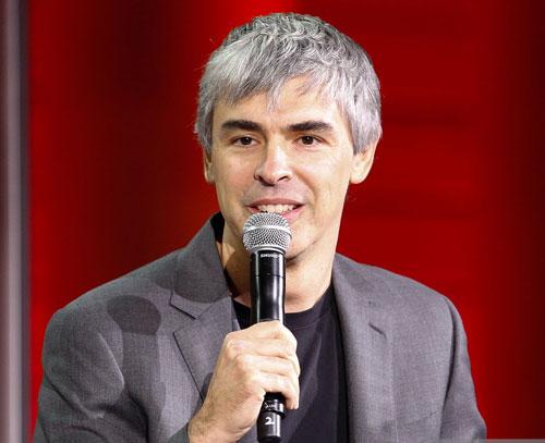 6.Larry Page. Đồng sáng lập trang tìm kiếm Google, cựu Giám đốc điều hành Alphabet - công ty mẹ của Google (tổng tài sản: 50,9 tỷ USD). Ảnh: Getty.