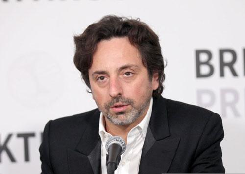 7. Sergey Brin. Đồng sáng lập trang tìm kiếm Google, thành viên hội đồng quản trị tập đoàn Alphabet (tổng tài sản: 49,1 tỷ USD). Ảnh: Getty.