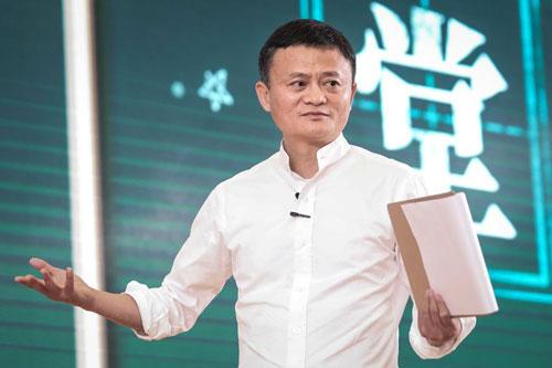 8. Jack Ma. Đồng sáng lập, cựu Chủ tịch điều hành trang thương mại điện tử Alibaba (tổng tài sản: 38,8 tỷ USD). Ảnh: Wang He.