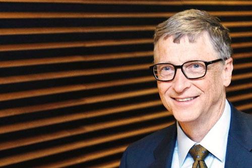 Tỷ phú Bill Gates. Ảnh: Reuters