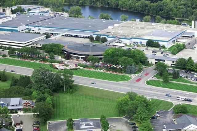 Trụ sở Tập đoàn Amway tại Ada, Michigan, Mỹ