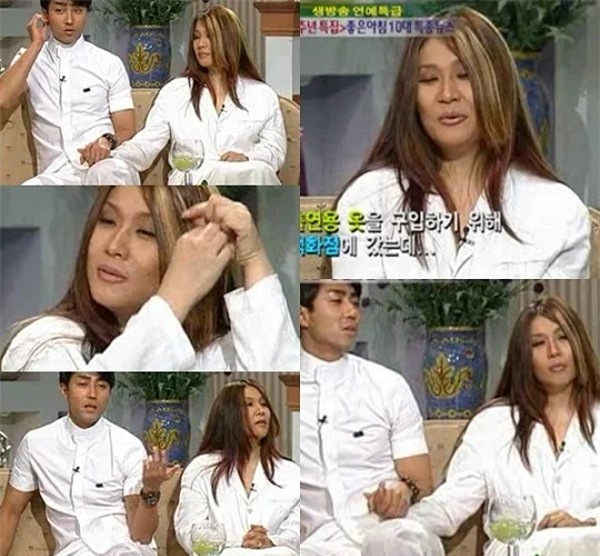 Lee Su Jin và Cha Seung Won. Lee Su Jin hơn chồng 4 tuổi. Bước sang tuổi ngũ tuần nhưng ngôi sao họ Lee vẫn giữ được hình thể nóng bỏng, thậm chí được khen trẻ hơn cả chồng.