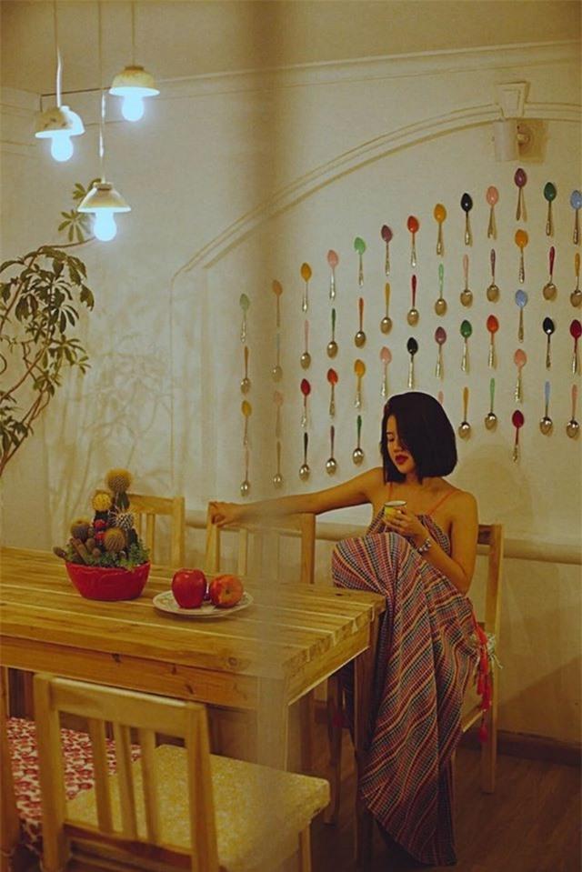 Cô gái 9x Hà Nội biến tầng thượng thành không gian nghỉ dưỡng cực đẹp - 10