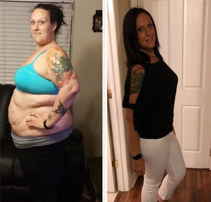 Đây là 10 ca lột xác ngoạn mục nhờ giảm cân: Người giảm nhiều nhất đến 200kg - 2