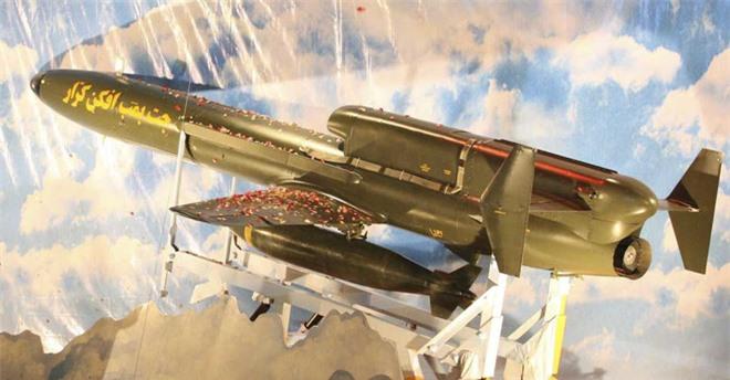 Iran trang bị cùng lúc ba mẫu UAV mới: Hai trong số đó có khả năng tấn công đáng kinh ngạc - Ảnh 1.