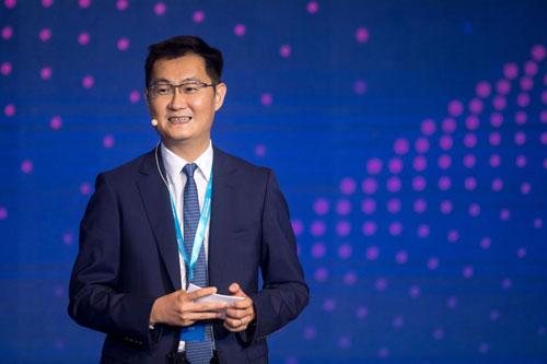 9. Ma Huateng. Chủ tịch tập đoàn kinh doanh dịch vụ internet Tencent (tổng tài sản: 38,1 tỷ USD). Ảnh: Bloomberg.