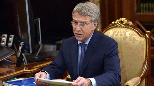 3. Leonid Mikhelson - 17,1 tỷ USD: Vị tỷ phú gây dựng khối tài sản khổng lồ khi nắm giữ nhiều cổ phần ở nhà sản xuất khí đốt tự nhiên Novatek và Công ty hóa dầu Sibur. Ảnh: Reuters.