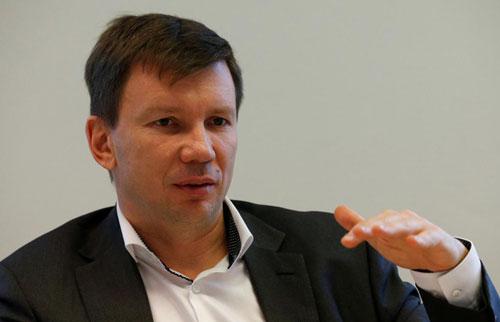 4. Alexey Mordashov và gia đình - 16,8 tỷ USD: Tỷ phú Mordashov gây dựng khối tài sản của mình thông qua cổ phần trong Công ty du lịch TUI Group và nhà sản xuất thiết bị Power Machines. Ảnh: Reuters.