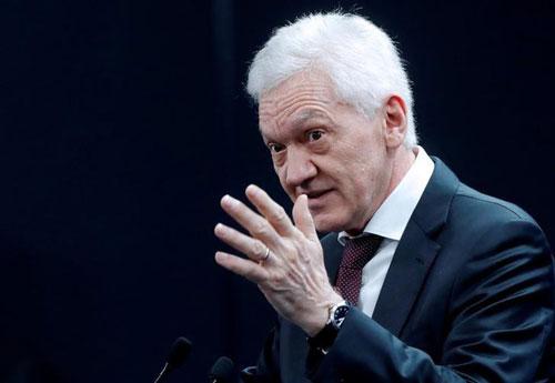 6. Gennady Timchenko - 14,4 tỷ USD: Khối tài sản khổng lồ của Timchenko đến từ cổ phần mà ông nắm giữ tại Công ty khí đốt Novatek và nhà sản xuất hóa dầu Sibur. Ảnh: Reuters.