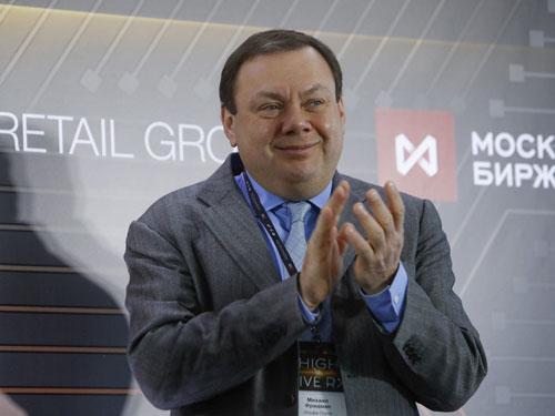 8. Mikhail Fridman - 13 tỷ USD: Tỷ phú Fridman kiếm được nhiều tiền từ các công ty đầu tư như Alfa Group và LetterOne mà ông đồng sáng lập. Ảnh: Reuters.