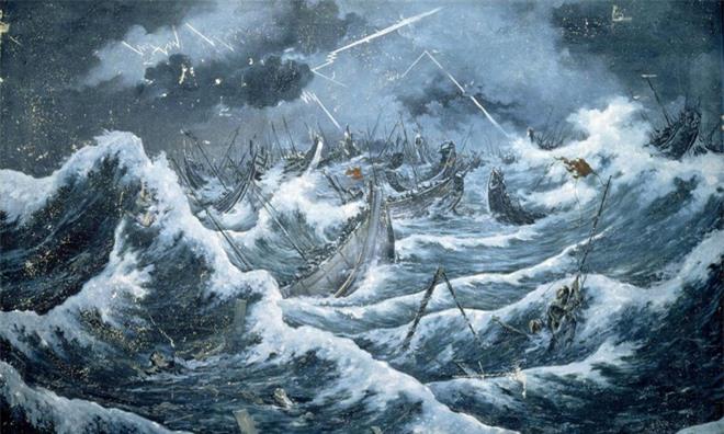Phong Thần: Sức mạnh bí ẩn khiến đội quân Hốt Tất Liệt thua đau - Ảnh 5.