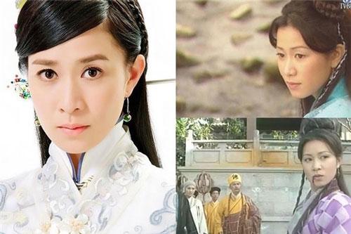 """Chu Chỉ Nhược là một trong những vai diễn nặng ký đầu tiên TVB giao cho Xa Thi Mạn, nhờ vai diễn này mà Xa Thi Mạn đã chiếm được nhiều tình cảm của khán giả và dần dần xóa bỏ được cái mác """"bình hoa di động"""". Chu Chỉ Nhược vốn là cô gái hiền lành, lương thiện, do bị sư phụ bức ép nên đã trộm hai bảo vật Ỷ Thiên Kiếm – Đồ Long Đao. Ngày thành hôn, Vô Kỵ bỏ Chỉ Nhược để đi theo Triệu Mẫn. Từ đó, Chỉ Nhược nuôi hận thù và trở nên tàn ác, cuối phim kết cục cũng vô cùng bi thảm."""