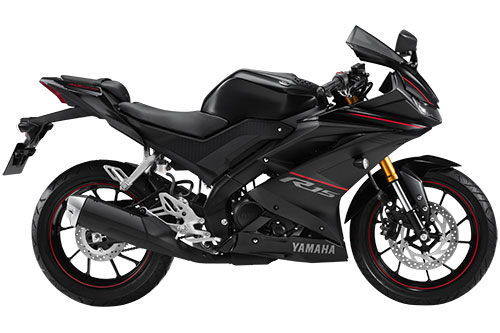 Yamaha YZF-R15.