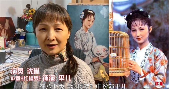Dàn diễn viên Hồng Lâu Mộng ngày ấy – bây giờ
