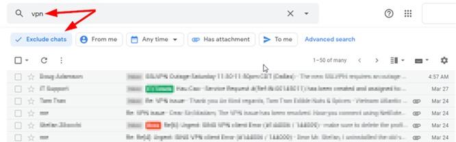 Cách tìm kiếm email Gmail siêu nhanh - ảnh 3